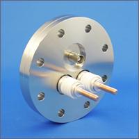単極電流導入端子【5kV】+同軸端子
