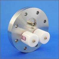 単極電流端子【70A】+同軸端子