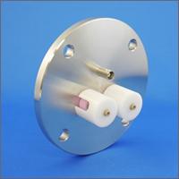 単極電流導入端子